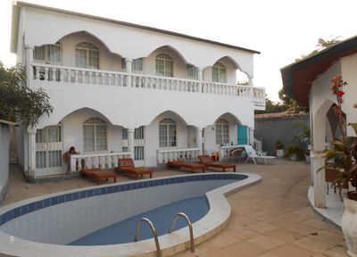 Appartement Guesthouse Teranga Suites