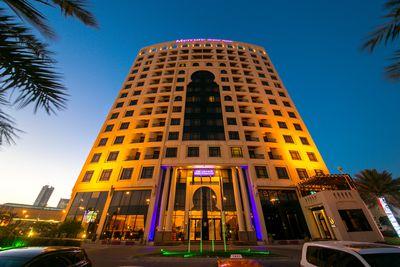 Hotel Mercure Grand Seef