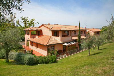 Vakantiepark Borgo Etrusco