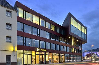 Hotel B&B Münster-Hafen