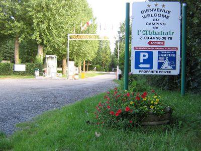 Camping L'Abbatiale