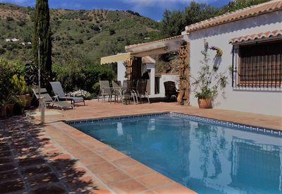 Vakantiehuis Casa Arboleda Sayalonga