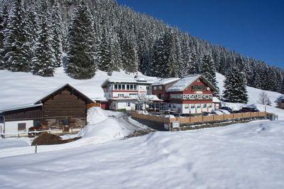 Hotel Alpenhotel Küren