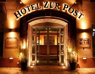 Hotel Altstadt Hotel zur Post
