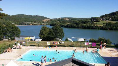 Camping Du Lac Du Causse
