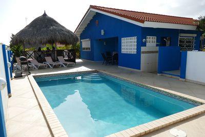 Villa Blou Curaçao