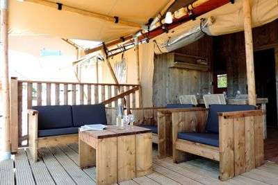 Lodge Silver Coast Glamping