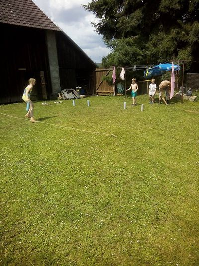 Camping Volnost na Horach