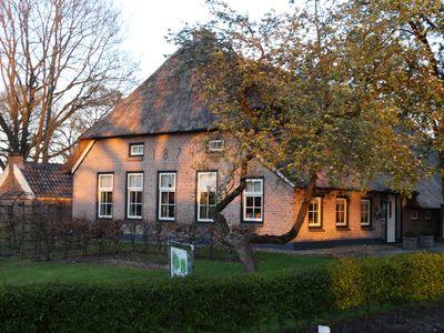 Vakantiehuis Groepsaccommodatie Niezinghoeve