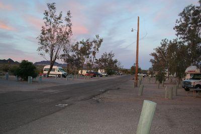 Camping Lake Mead RV Village at Echo Bay
