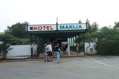 Hotel Makija