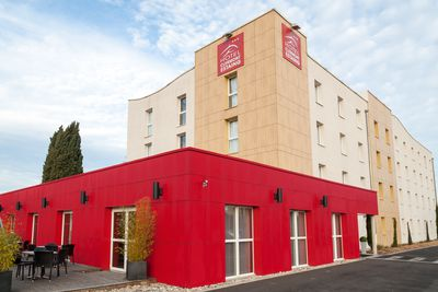 Hotel Ace Clermont Ferrand CHU Estaing