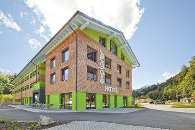 Hotel Explorer Oberstdorf