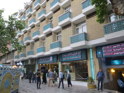 Hotel Ali Qapu