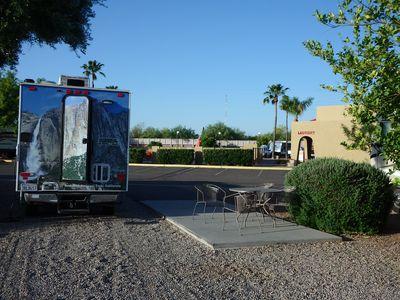 Camping Tucson/Lazydays KOA