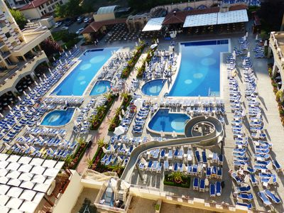 Hotel Meliá Sunny Beach Resort