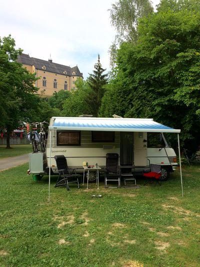 Camping Platz Grein