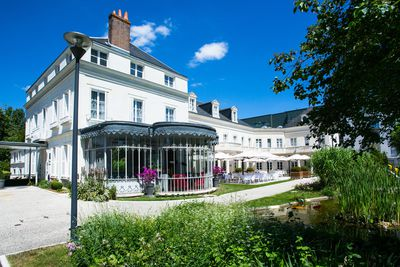 Hotel Clarion Chateau Belmont