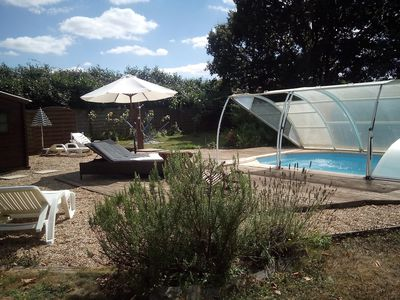Bed and Breakfast Les Saulaies naturist