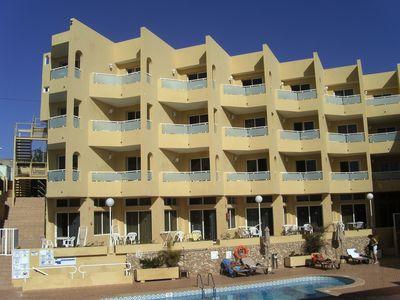 Aparthotel Morasol