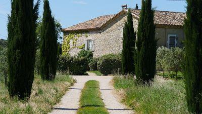 Vakantiehuis Bastide de Lussan