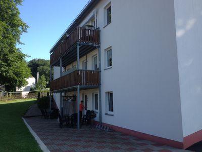 Appartement Residenz Zur Buchenallee