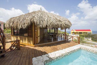 Vakantiehuis Palapa Lodge Curacao