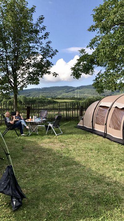 Camping Rustic Camp