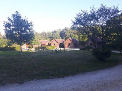 Camping Domaine du Ciran