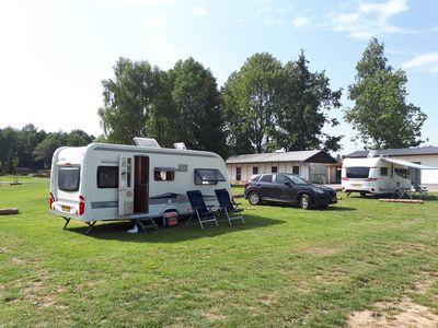 Camping Camp Pávov