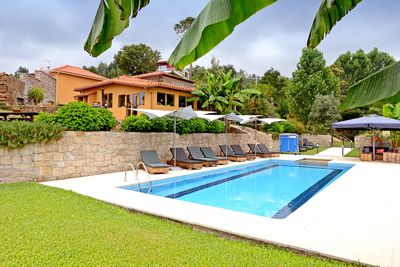 Vakantiehuis Casa Fontelheira (+Glamping)