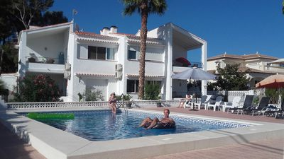 Appartement Spanish Garden Calpe