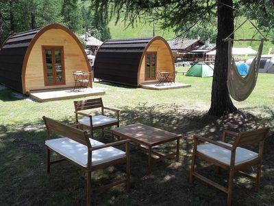 Camping Aiguille-Noire