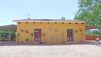 Vakantiehuis Casa el Aguacate