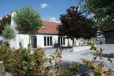 Vakantiehuis Ruigenhoek 13 en Gastenverblijf Ruigenhoek 13A