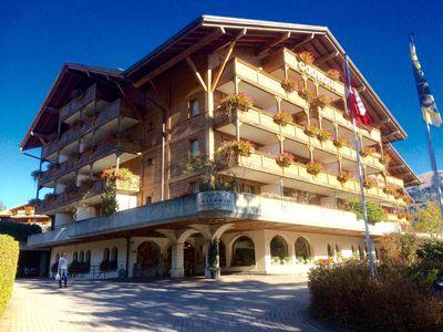 Hotel Les Hauts de Gstaad (Golf Hotel)