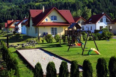 Vakantiepark Villapark Vlasky Besenova