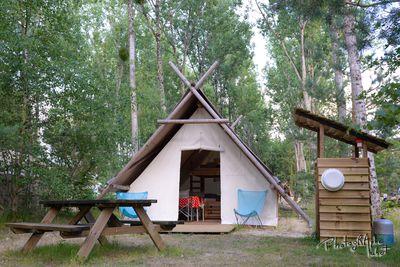 Camping L'Heureux Hasard