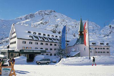 Hotel Arlberg Hospiz