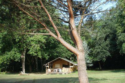 Camping Glamping Frankrijk La Mirande