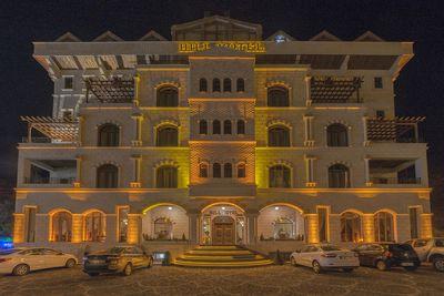 Hotel Kapadokya Hill & Spa