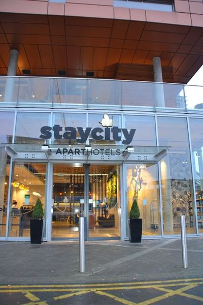 Aparthotel Staycity London Heathrow