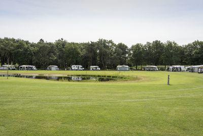Camping Boerencamping de Gerrithoeve