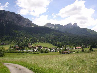 Camping Comfort Tannheimertal
