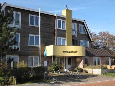 Appartement Boszicht (Berk, Ceder, Den, Eik, Ginko, Hazelaar + Iep)