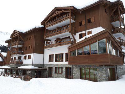 Appartement Résidence La Grange aux Fées