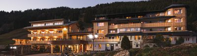 Hotel Wellvital Bergblick
