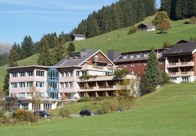 Hotel Ferien- und Familienhotel Alpina