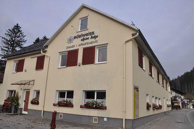 Pension Edelweiss Alpine Lodge