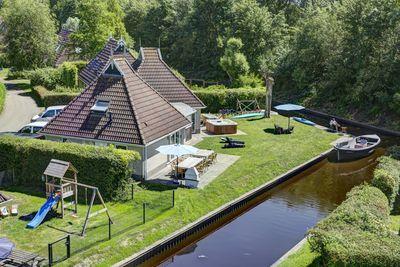 Vakantiepark Bungalowpark It Wiid